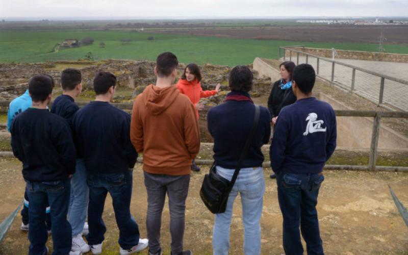 22/01/2016 Visita a Doña Blanca